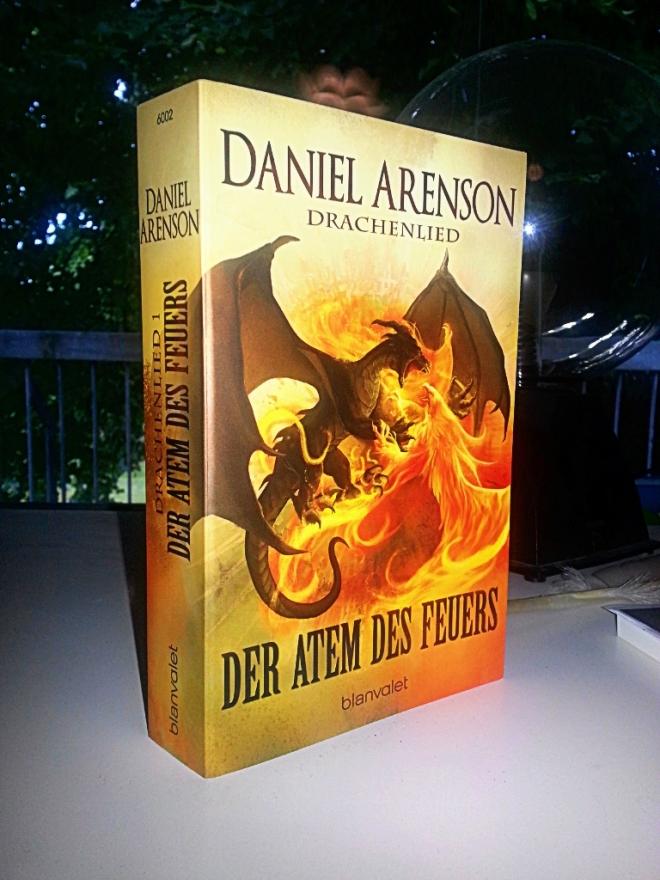 Der Atem des Feuers von Daniel Arenson