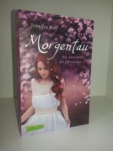 Morgentau - Die Auserwählte der Jahreszeiten von Jennifer Wolf