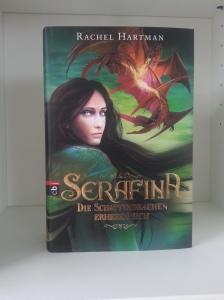 Serafina - Die Schattendrachen erheben sich von Rachel Hartman