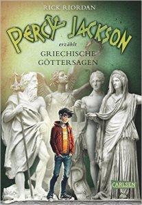 Percy Jackson erzählt_Griechische Göttersagen